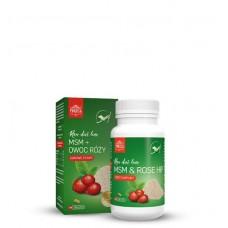Pokusa RawDietLine MSM&Mežrozītes auglis
